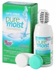 Раствор для линз Opti Free Pure Moist 120 мл