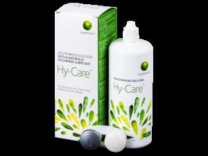 Многофункциональный раствор для контактных линз Hy-Care 360 мл
